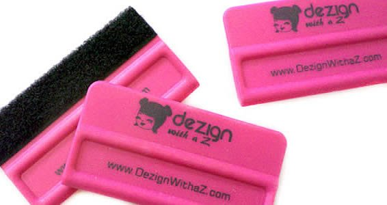 Squeegee Application Tool