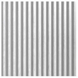 Striped Squares metal clings