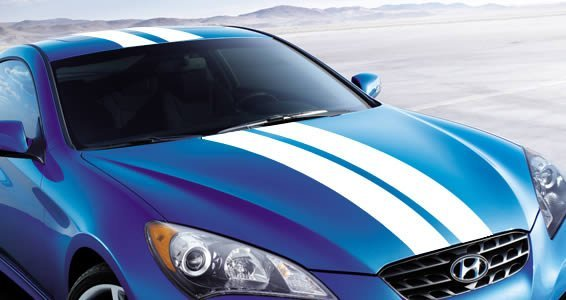 Car Strips car decal