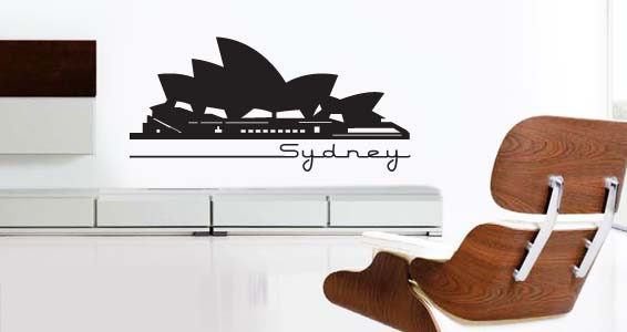 Sydney Wall Decals