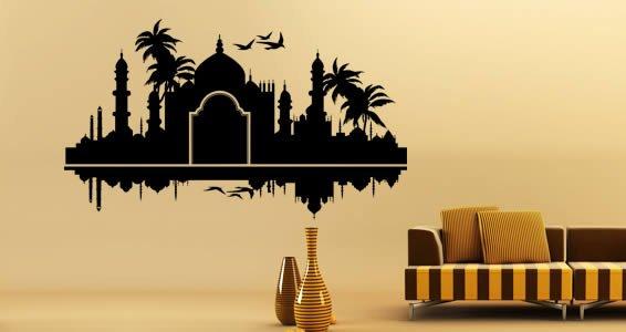 Taj Mahal stick ups