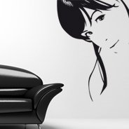 IO home wall stickers