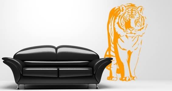 Tigers wall stickers