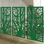 Tree Decorative Dividers