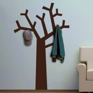 Tree Hanger wall decals