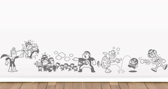 The Formidables comics wall stickers
