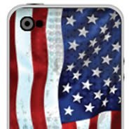 U.S. Flag iPhone skins