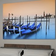 Romantic Venise contemporary gicle