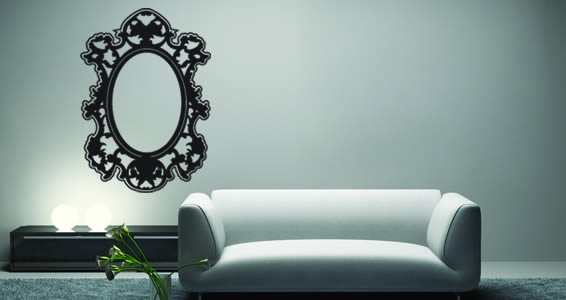 ... Mirror Decal Waterproof Creative Art Home · Venitian Wall Appliques ... Part 72