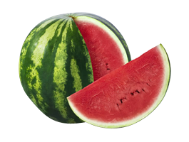 Watermelon wall decals