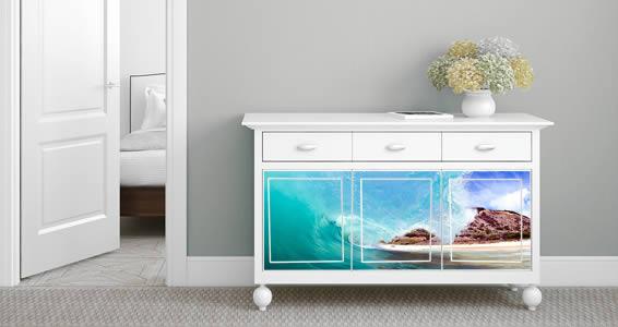 Wall Decals On Furniture Custom Vinyl Decals - Wall decals on furniture