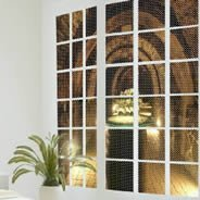 Wine Cellar see through  window decals