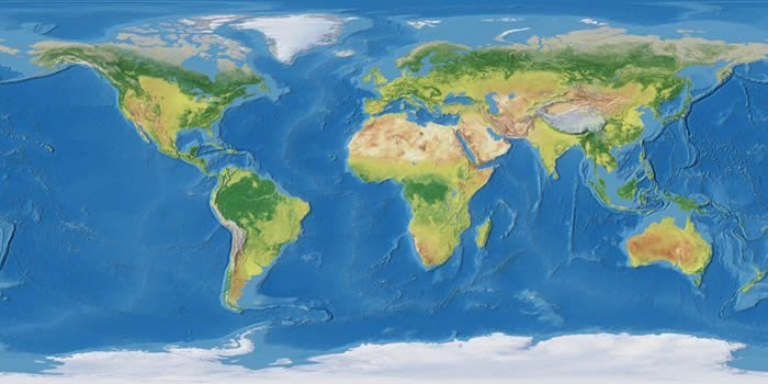 World Map Wall Mural world map wall mural | dezign with a z
