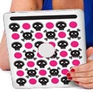 Skull XOXO iPad decals skin