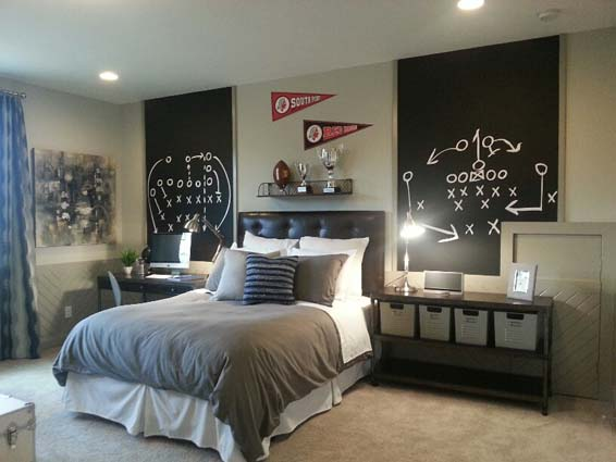 custom chalkboard wall decal