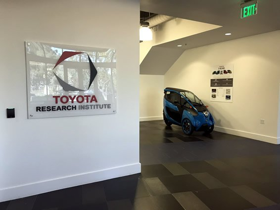Custom logo sign in San Francisco Bay Area
