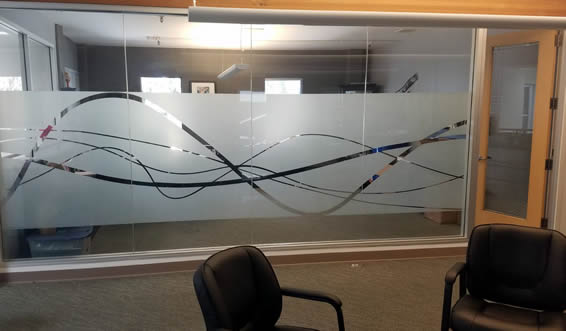 Decorative Window Film in Silicon Valley